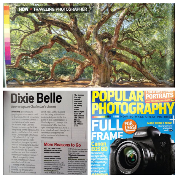 Featured In Popular Photography Magazine