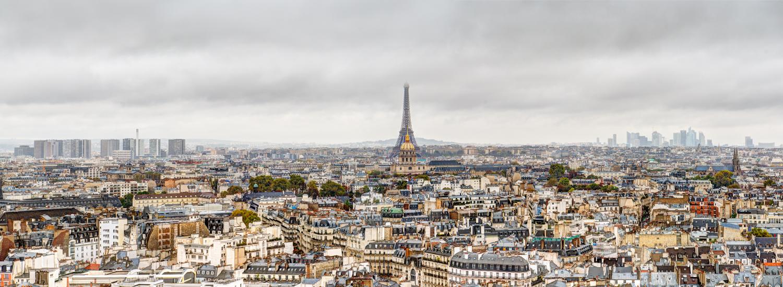 Paris-In-The-Fog