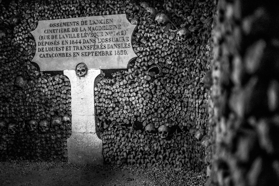 Paris Catacombs Featured On Nikon Rumors
