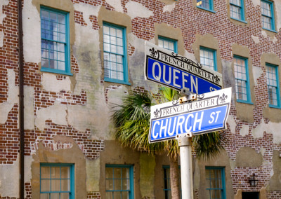 Queen and Church Charleston
