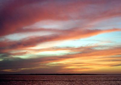 Sullivan's Island Sunset Steven Hyatt
