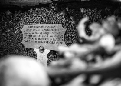 The Paris Catacombs by Steven Hyatt-11