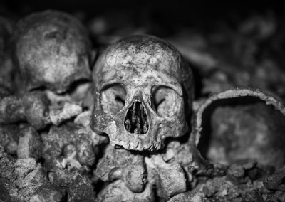 The Paris Catacombs by Steven Hyatt-12