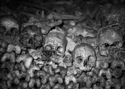 The Paris Catacombs by Steven Hyatt-13
