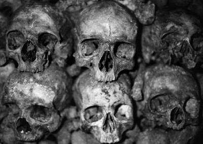 The Paris Catacombs by Steven Hyatt-21