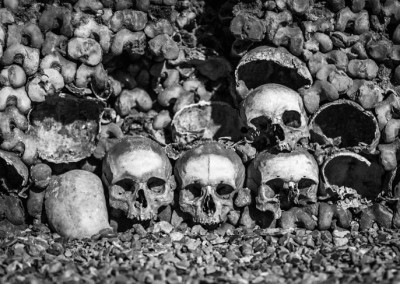 The Paris Catacombs by Steven Hyatt-3