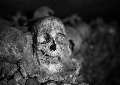 The Paris Catacombs by Steven Hyatt-4