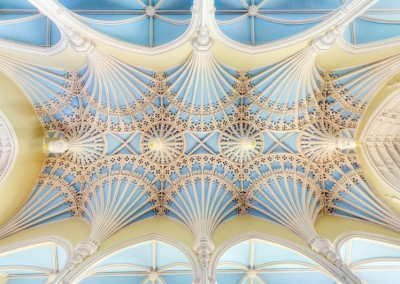 Unitarian Church Ceiling