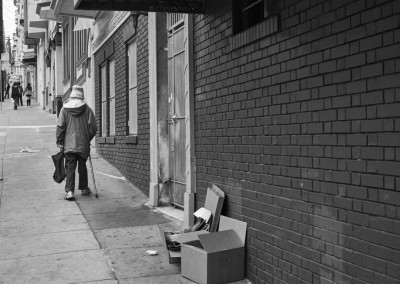 Chinatown Lady