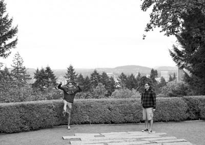Portland Crane Kick